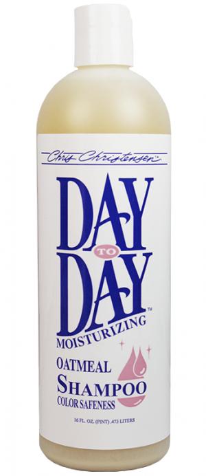 CHRIS CHRISTENSEN Day to Day Shampoo - šampūns suņiem un kaķiem 473ml