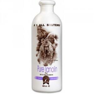 #1 All Systems Pure Lanolin Plus Skin & Hair Emollients - līdzeklis ādas un spalvas mīkstināšanai 473ml