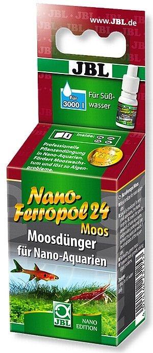 JBL NanoFerropol 24 Moos 15ml