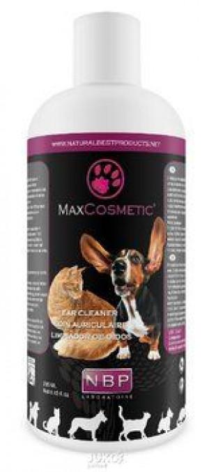 Max Cosmetic NBP Ausu tīrīšanas losjons dzīvniekiem 200ml
