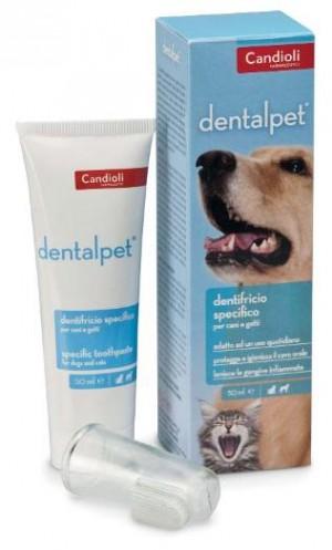 Candioli Dental Pet Tooth zobu pasta dzīvniekiem 50ml