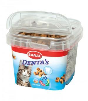 Sanal Denta gardumi kaķiem zobu veselībai 75g
