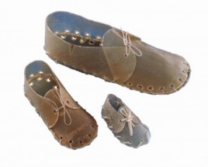 Nobby chewing shoes graužamas kurpītes 7cm, 8g, 50gb