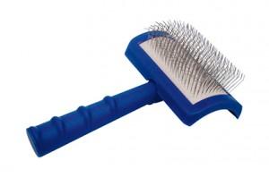 Show Tech Tuffer Than Tangles Slicker Brush Soft pin Medium