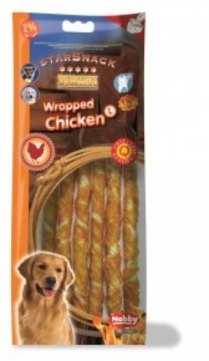 Nobby StarSnack Wrapped Chicken L 144g