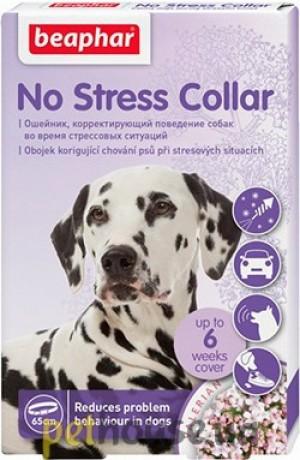 Beaphar No Stress Collar for Dog nomierinoša kaklasiksna suņiem ar baldriānas ekstraktu 65cm