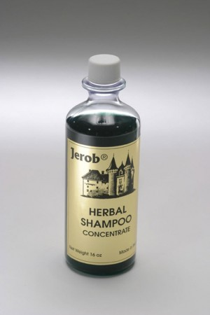 Jerob Herbal Shampoo Concentrate - šampūns 2000ml (64oz.)