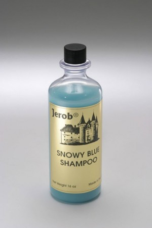 Jerob Snowy-Blue Shampoo - šampūns 250ml (8oz.)