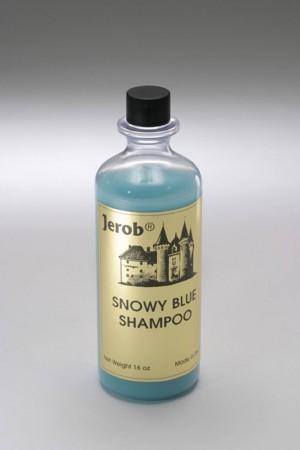 Jerob Snowy-Blue Shampoo - šampūns 500ml (16oz.)