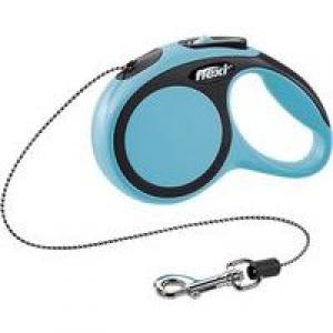 Flexi New Comfort XS 3m zila (virve)