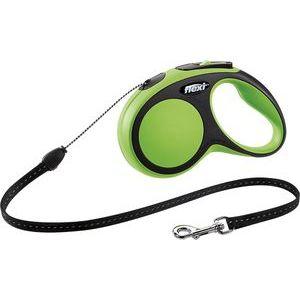 Flexi New Comfort M 5m zaļa (virve)