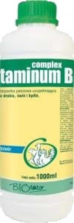 Vitaminum B complex vitamīnu un aminoskābju šķīdums 1L