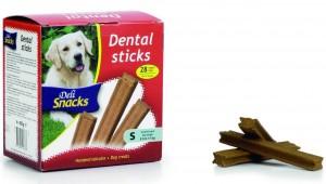 DeliSnacks Dental Sticks S 28 gb.