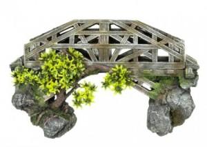 Nobby Akvārija dekors BRIDGE