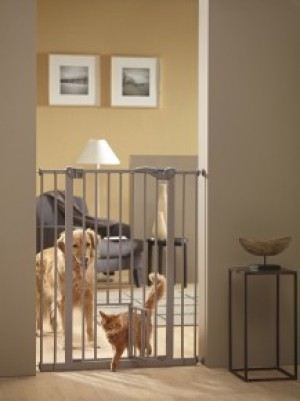 Nobby - barjera ar durvīm priekš kaķiem