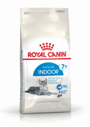 Royal Canin FHN INDOOR+7  0.4kg
