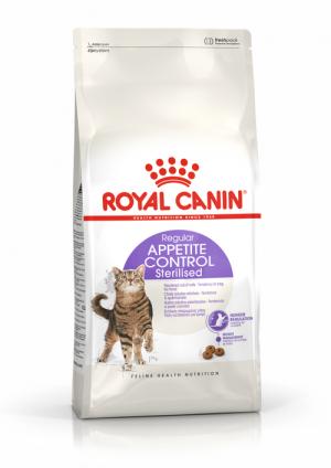 Royal Canin FHN STERILISED Appetit Control 0.4kg