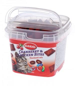Sanal Cat Cranberry&Chicken 75g