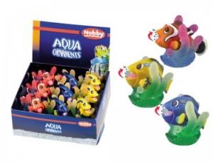 """Nobby Aqua Ornaments """"FISCHE"""""""