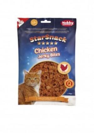 Nobby STARSNACK Chicken Jerky Bites 85g