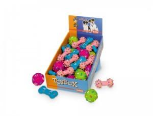 Nobby Lateksa rotaļlieta 9 cm/5 cm