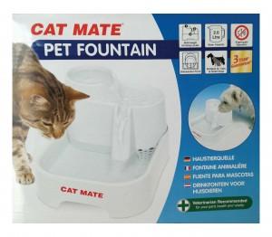 PET FOUNTAIN - dzeramais trauks kaķiem un suņiem