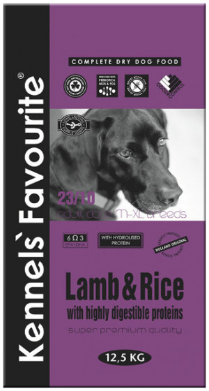 Favourite Lamb&Rice 2 x 20kg