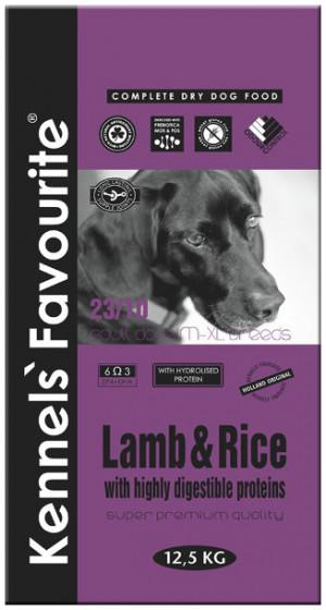 Favourite Lamb&Rice 3 x 20kg