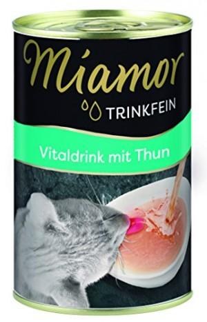 Miamor Trinkfein Vitaldrink ar tunci 135ml