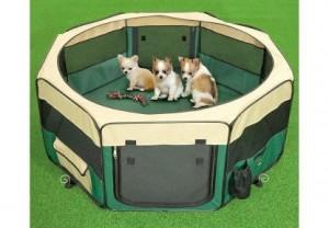 Show Tech Pet Play Park - nožogojums kucēniem