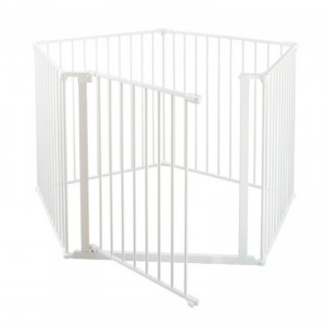 BABY DAN - PARK-A-KID SAFETY DEN - WHITE (BALTS)