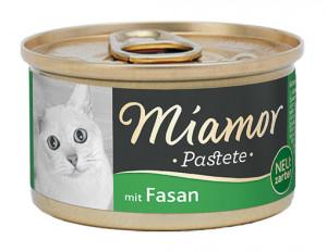Miamor Pastete 85g Pastēte ar fazānu
