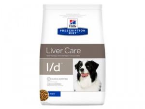 HILLS PD L/D Hill's Prescription Diet Liver Care  12 kg