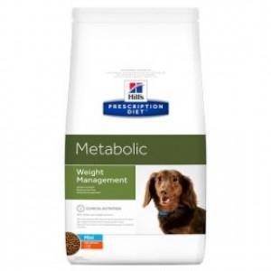 HILLS PD META Hill's Prescription Diet Metabolic Weight Management MINI with Chicken 6 kg