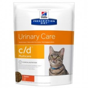 HILLS PD C/D Hill's Prescription Diet Urinary care with Chicken 0.400 kg