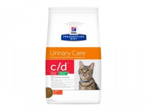 HILLS PD C/D Hill's Prescription Diet Urinary care/Reduced Calorie with Chicken 8 kg