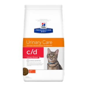 HILLS PD C/D Hill's Prescription Diet Urinary care/Urinary Stress with Chicken 8 kg
