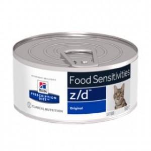 HILLS PD Z/D Hill's Prescription Diet Food Sensitivities 0.156 kg