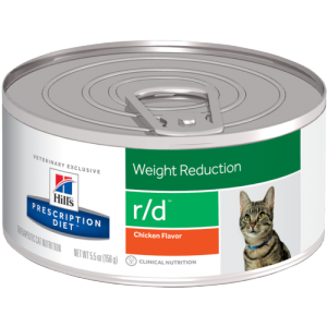 HILLS PD R/D Hill's Prescription Diet Weight Reduction with Chicken 0.156 kg