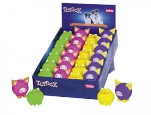 """Nobby lateksa rotaļlieta suņiem Bumba """"Assorti"""""""