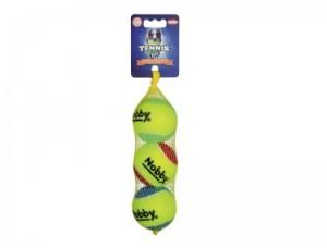 Nobby Tennisball M 6.5 cm 3 gb
