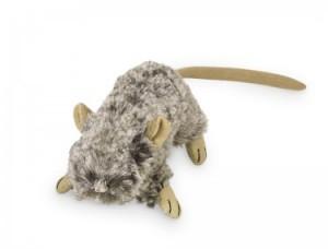 Nobby plīša pele ar kaķumētru 10 cm