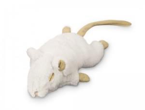 Nobby plīša pele ar kaķumētru 19 cm