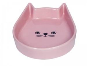 "Nobby ""Kitty face"" keramiskā bļoda"