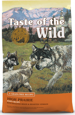 TOW Taste Of The Wild dog bizon&venison Puppy  5.6 kg