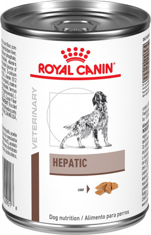 Royal Canin Hepatic Wet Dog 420g