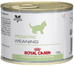 Royal Canin Pediatric Weaning Wet, Cat, 0.195 kg