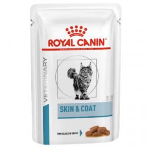 Royal Canin Skin & Coat Formula Wet, Cat 85g x 12 gab