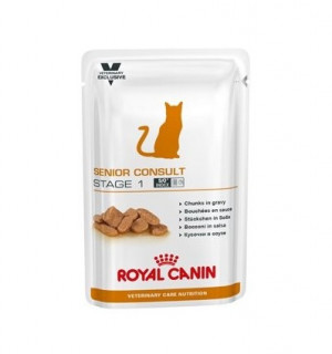 Royal Canin Senior Consult Stage 1 Wet, Cat 100g x 12 gab