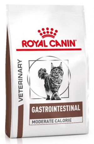 Royal Canin Gastro Intestinal Moderate Calorie Cat 0.4 kg
